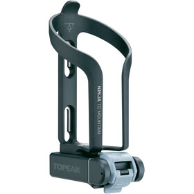 Topeak Ninja TC Mountain Portaborraccia nero